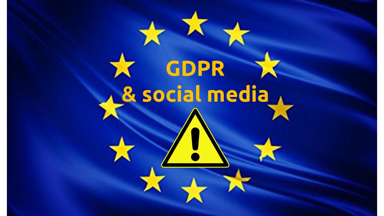 GDPR-e-Pagine-social
